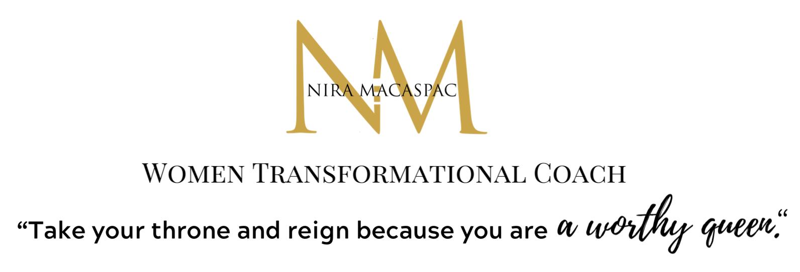 Nira Macaspac – Women Transformational Coach
